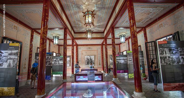Day 6: Hue City Tour – Fly to Hanoi.