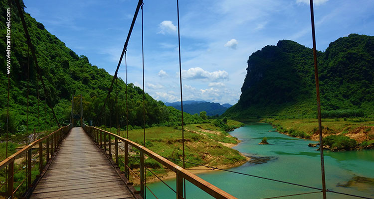 Day 7: Quang Binh – Countryside with bike