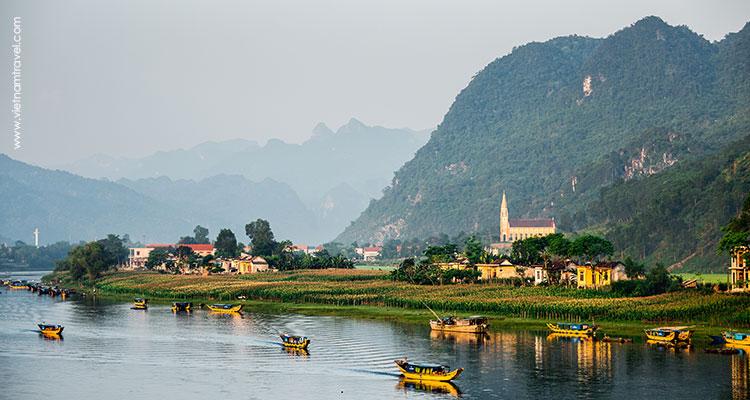 Day 6: Huong Khe – Phong Nha National Park.