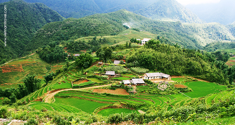 Day 7: Sapa – Bac Ha – Hanoi.