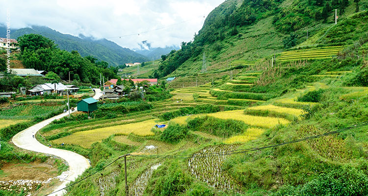 Day 8: Sapa Trekking Tour