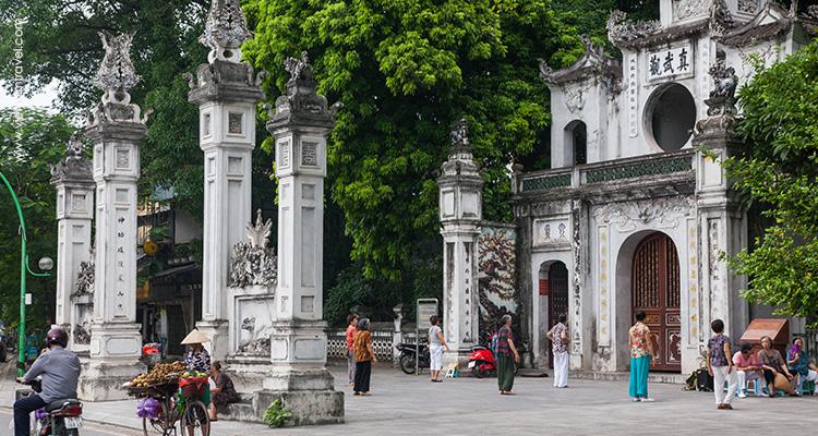 Day 10: Hanoi City Tour.