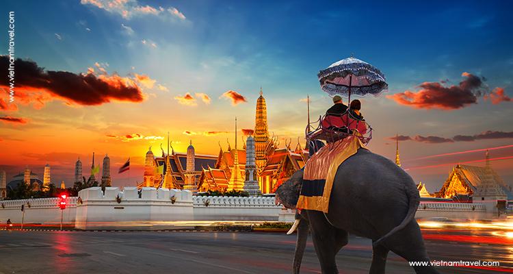 Day 1: Bangkok Arrival – Orientation Tour.