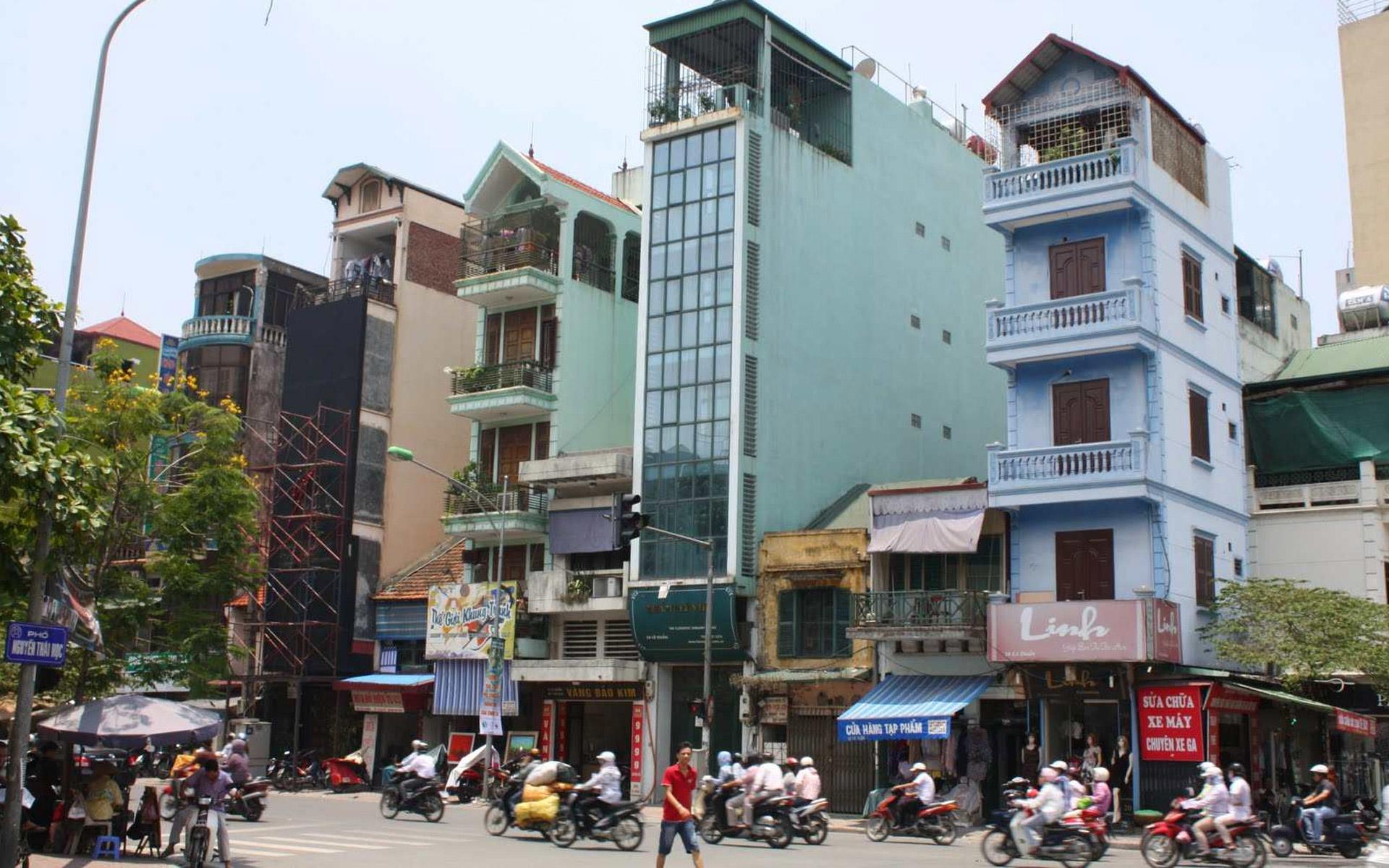 building construction in Vietnam