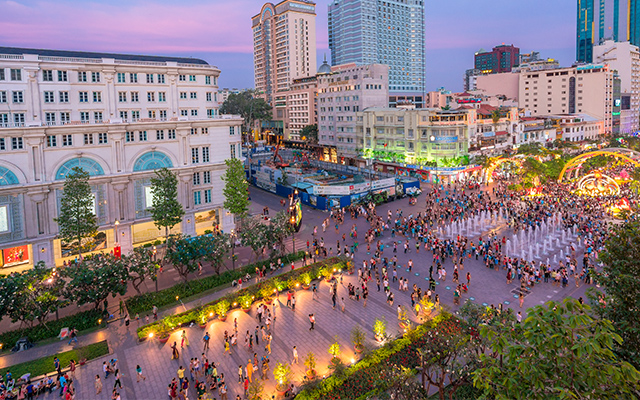 Things to do in HCM city