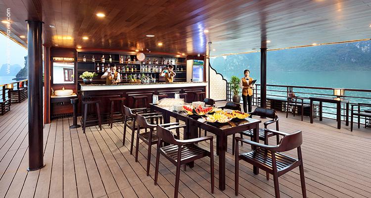 Day 11: Halong Bay Cruise.