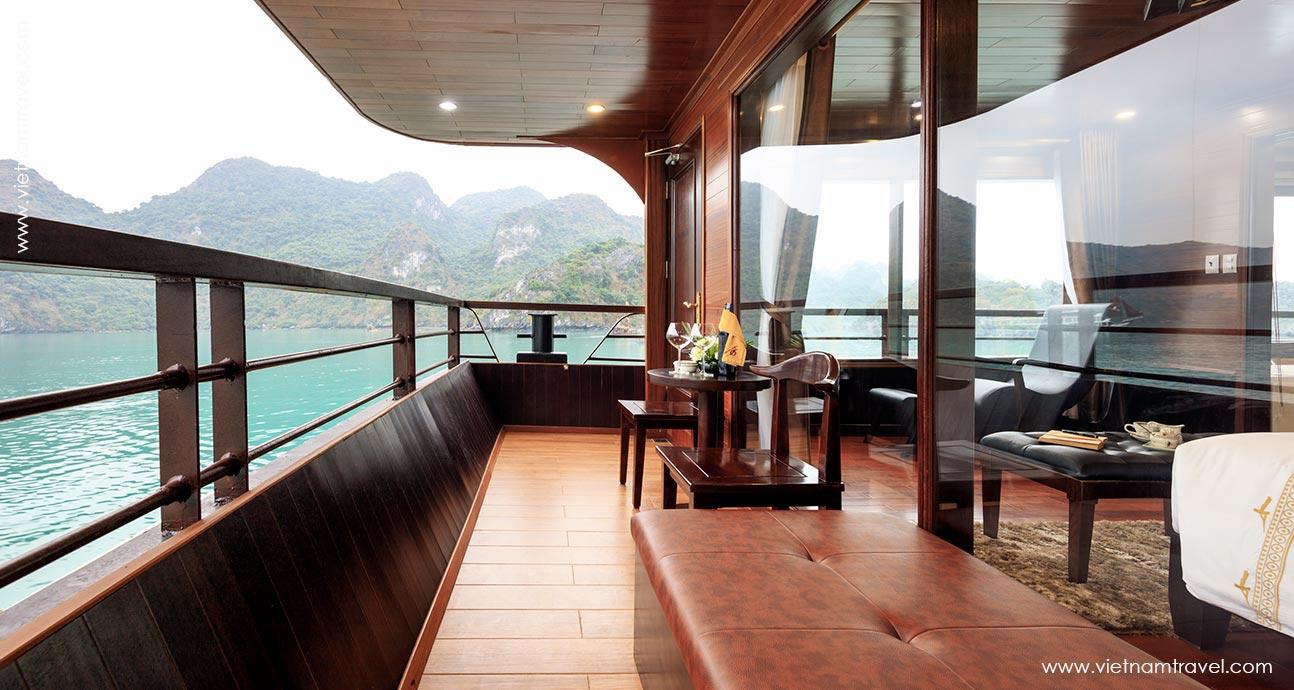 Book Halong Cruise - Free Hanoi Hotel