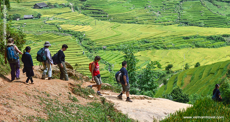 4WD Northwest Vietnam