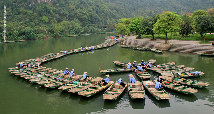 Ninh Binh The best tranquil province for honeymooners