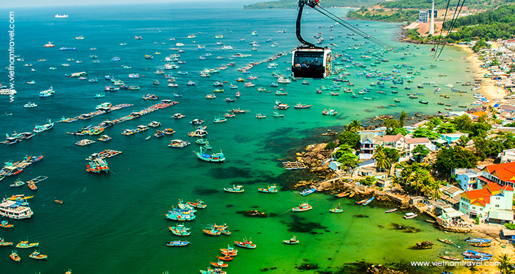 Phu Quoc Paradise Island in Southern Vietnam