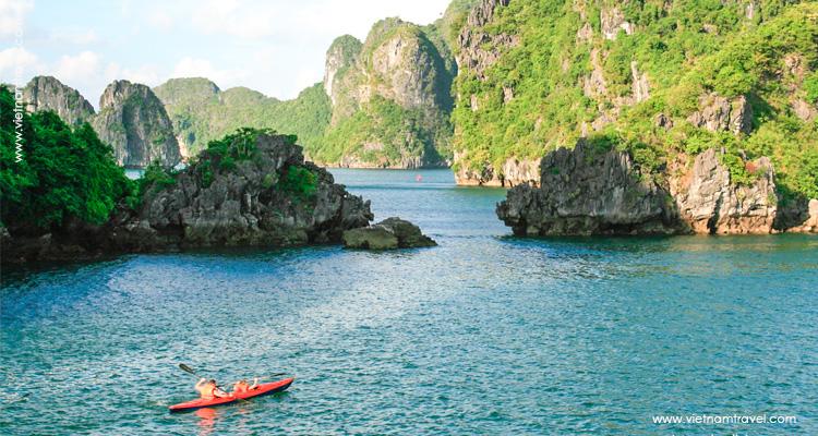 Day 3: Ninh Binh – Hai Phong – Lan Ha Bay – Overnight on cruise.