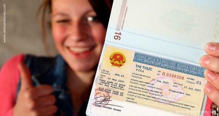 United States passport holders are required visa to visit Vietnam