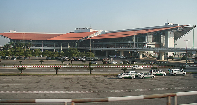 How to get to Hanoi City from Airport