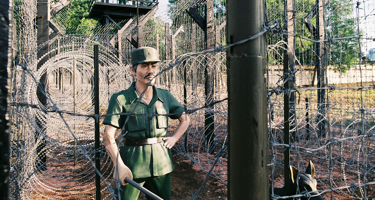 Learn Vietnamese history at Phu Quoc Prison