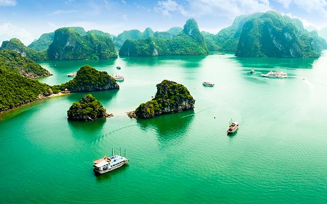 Book Paradise Luxury Cruise - Get Hotel Free In Hanoi