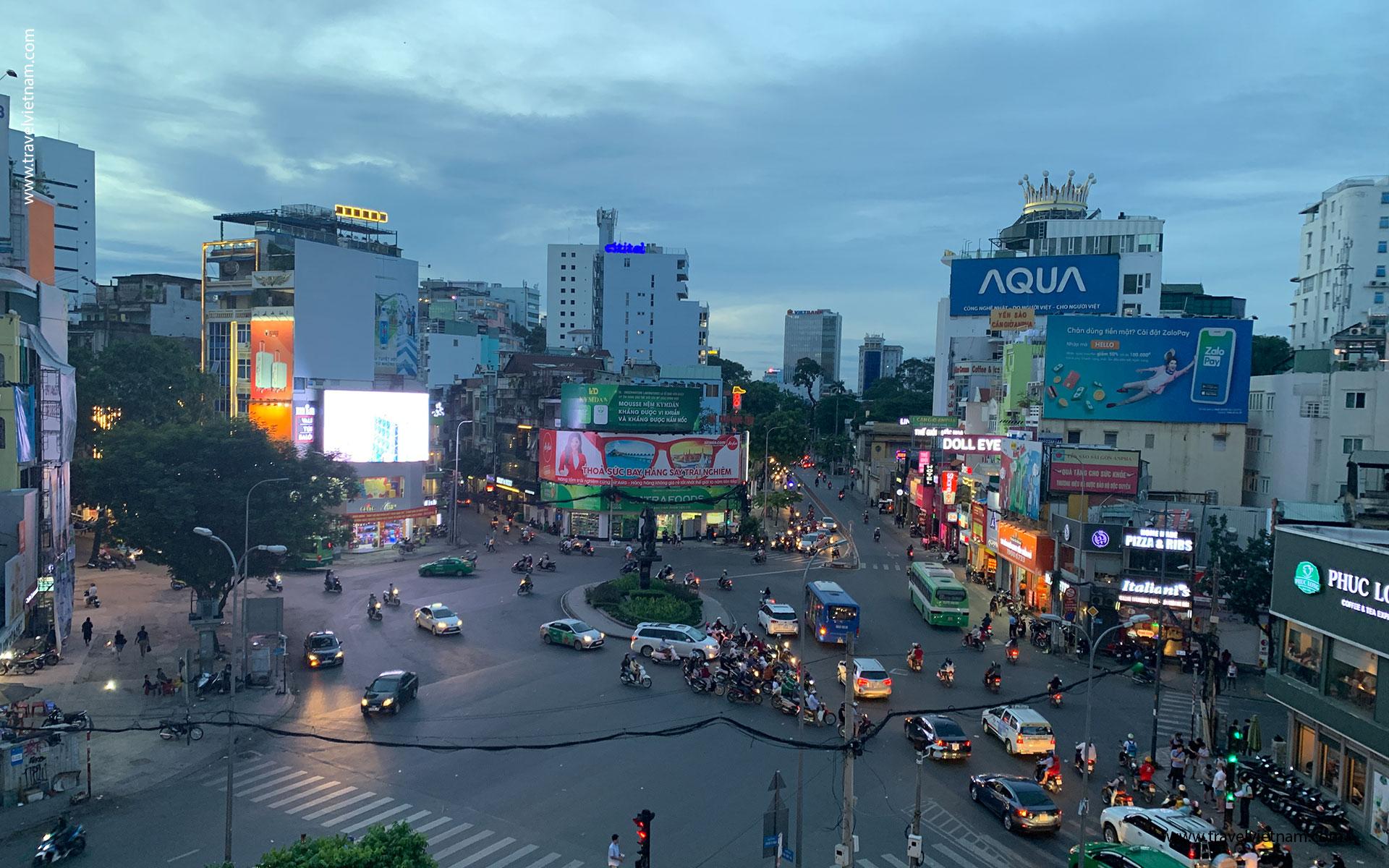Saigon Tours - Suggested Travel Routes for Saigon Trips
