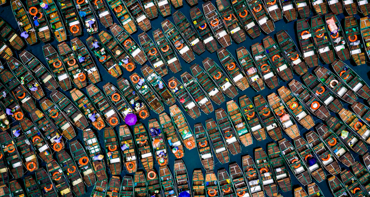 See gorgeous pictures of Vietnam—from above