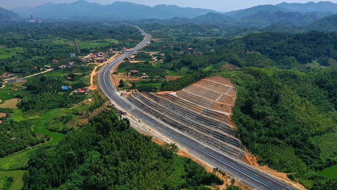 The Bac Giang - Lang Son expressway