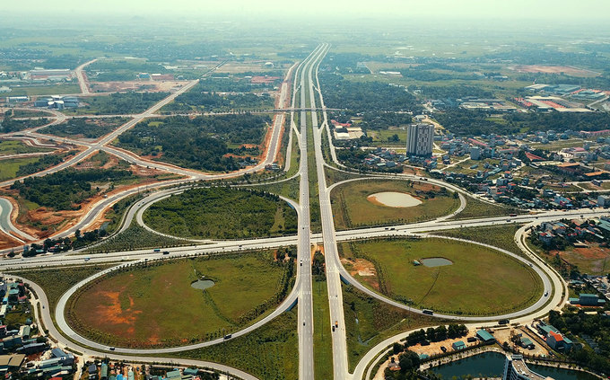 9 Highways connect the Northern provinces with the capital