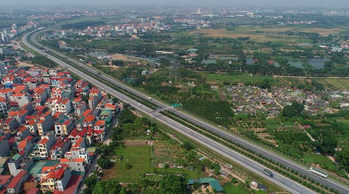 Hanoi - Thai Nguyen expressway