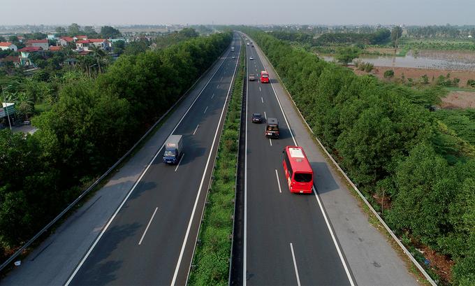 Phap Van - Cau Gie highway