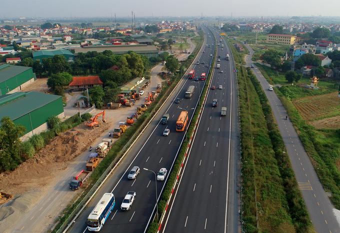 Phap Van - Cau Gie Expressway
