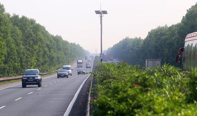 highway in Vietnam