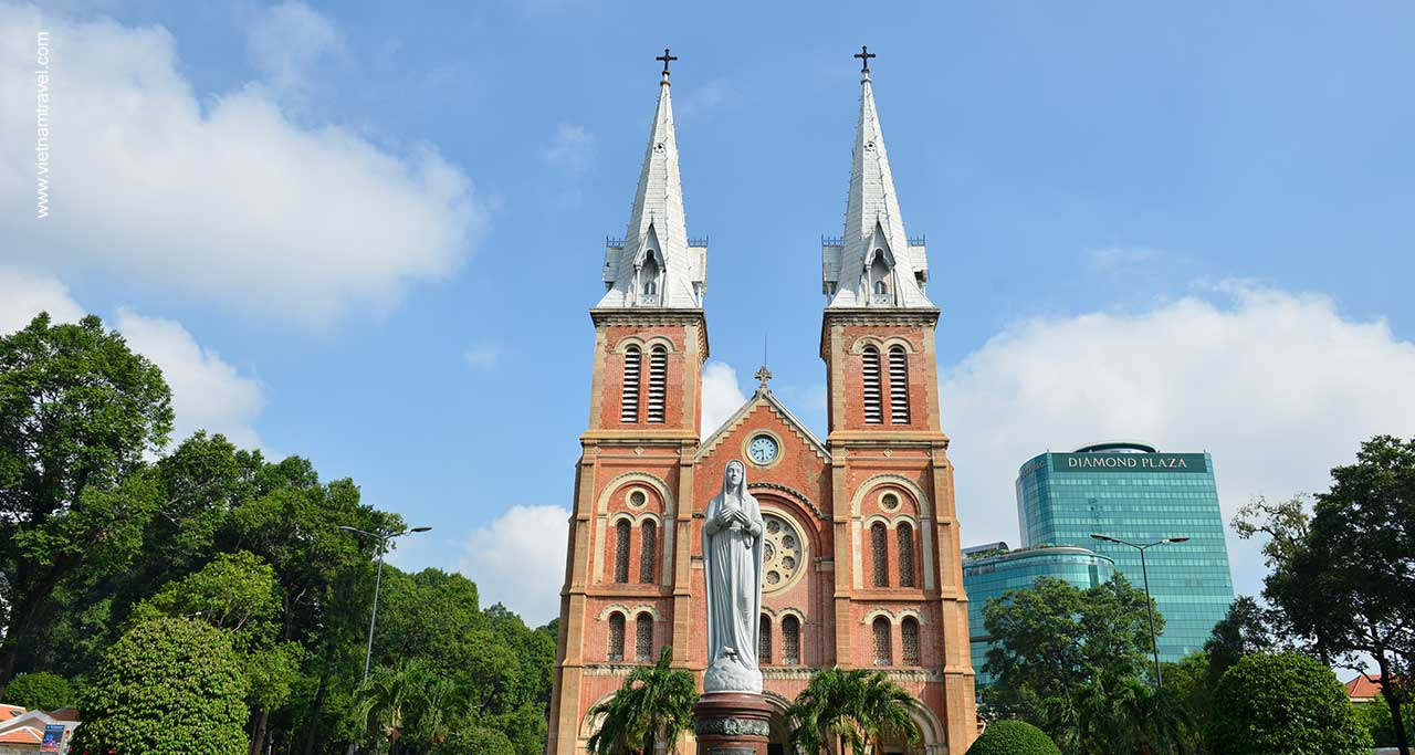 Notre Dame Cathedral of Saigon: Things to know