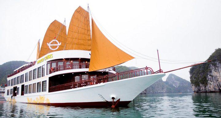 Emperor Cruise Halong Vietnam