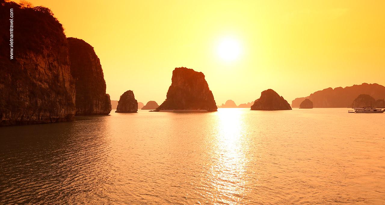 Ba Trai Dao, Lan Ha Bay