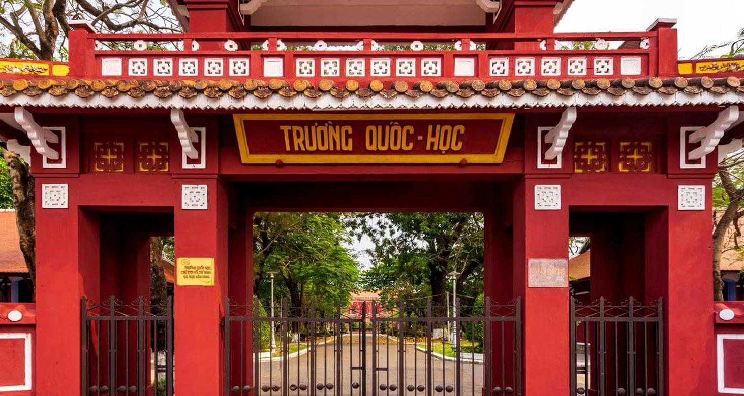 Hue, Vietnam during Covid-19 pandemic