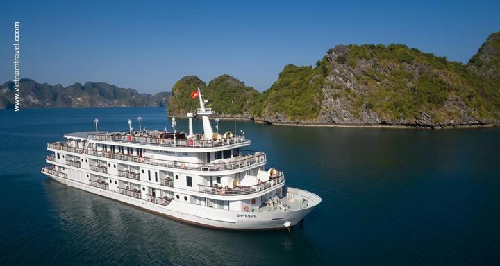 Paradise Elegance Cruise Halong