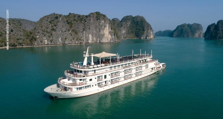Paradise Grand Halong Vietnam