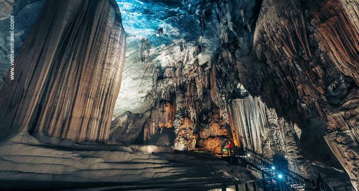 Magnificent cave in Phong Nha - Ke Bang National Park