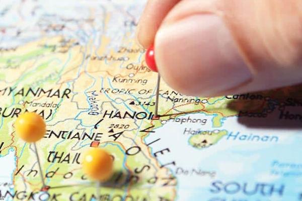 Vietnam Tourist Maps