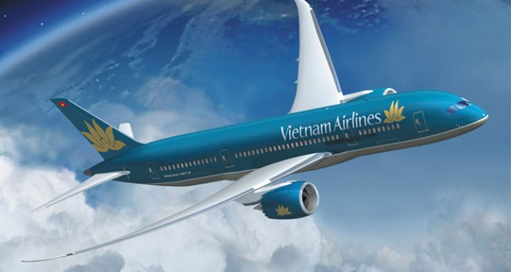 Vietnam Airlines - the prestige national airline of Vietnam