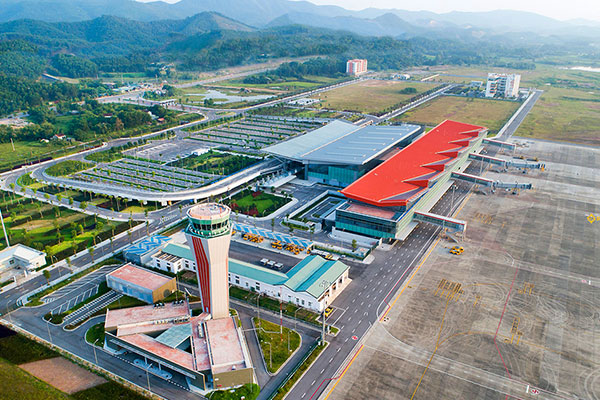 3 Airports Near Halong Bay