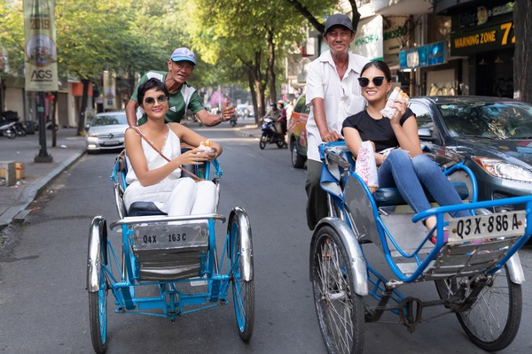 Cyclo in Hanoi, Vietnam, What is cyclo?