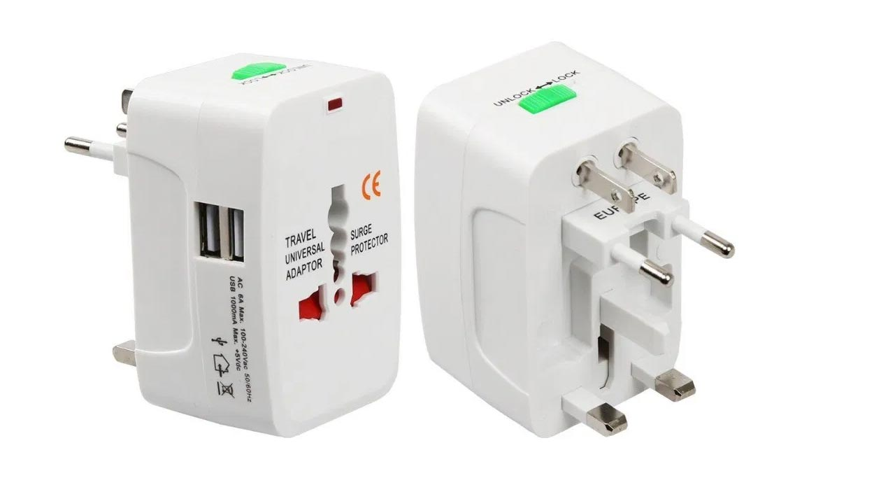 Adapter for plugs