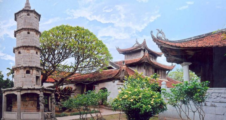But Thap Pagoda, Bac Ninh