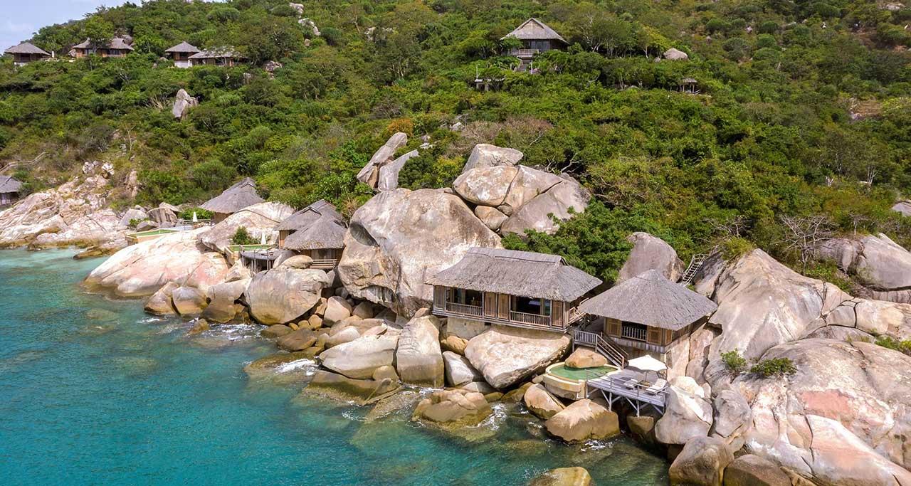 Top 6 resorts in Vietnam