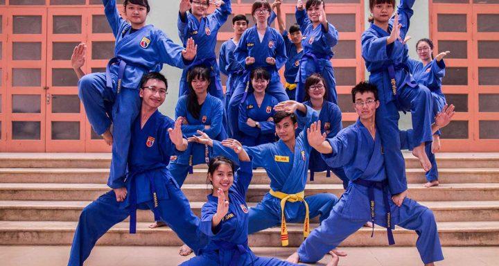 Martial Arts in Vietnam