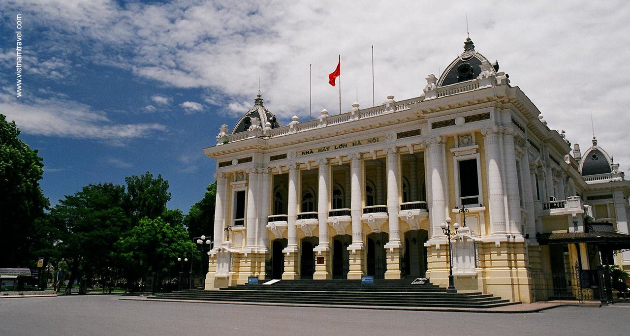 Things to do in Hanoi - Watch A Show at The Opera House