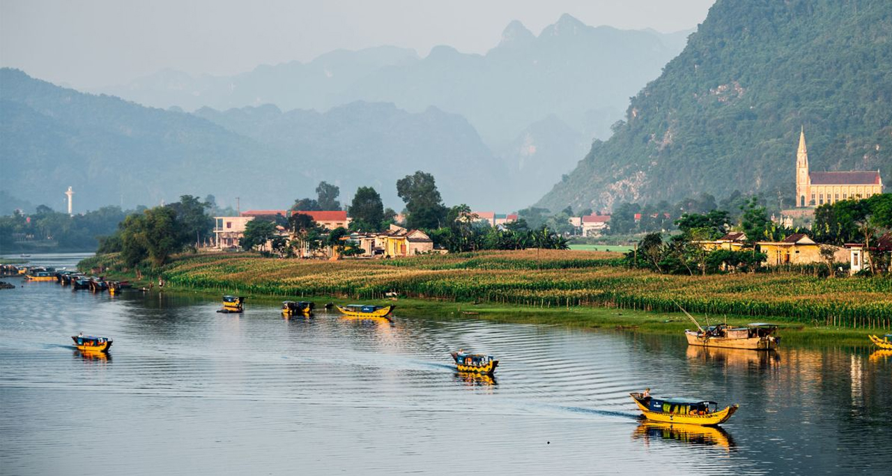 The Most Beautiful & Famous Rivers In Vietnam