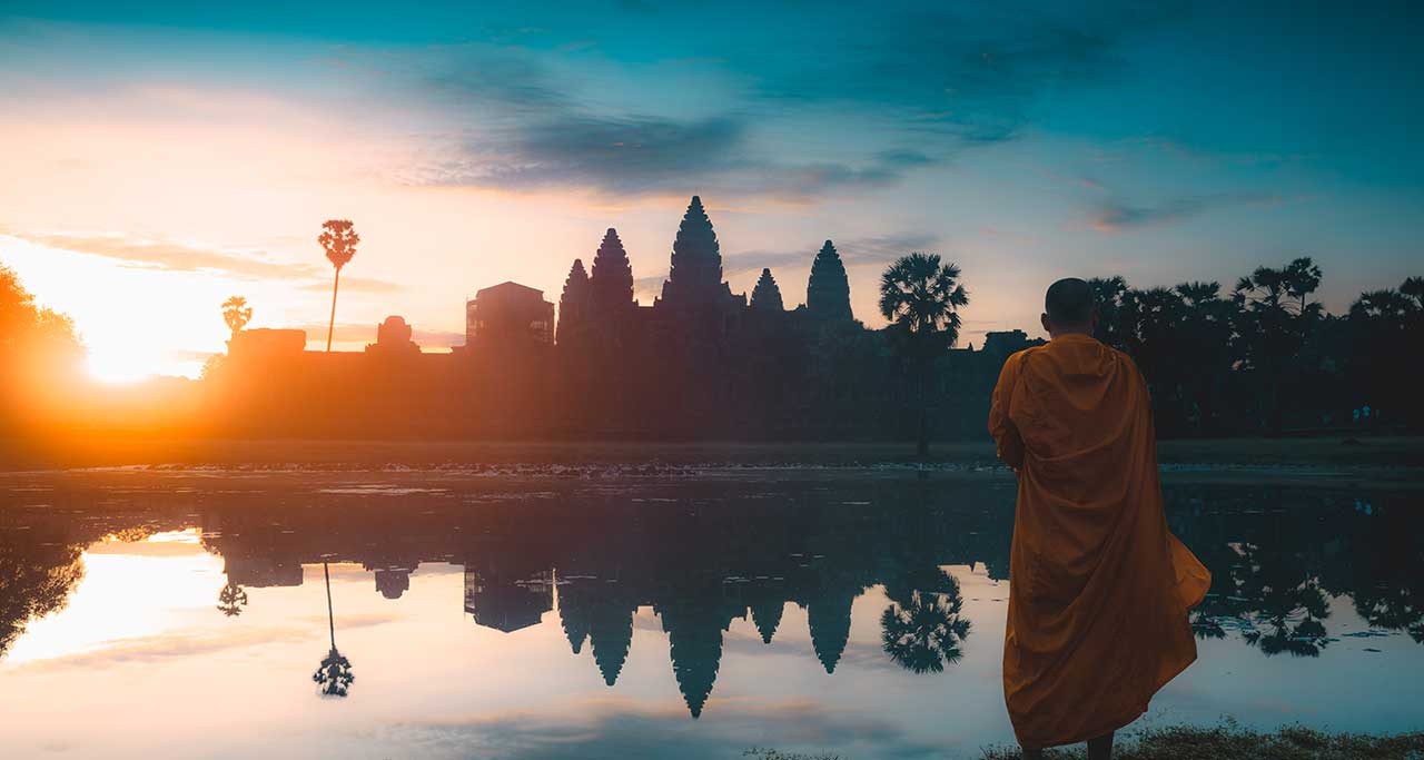 How To Get To Siem Reap From Saigon