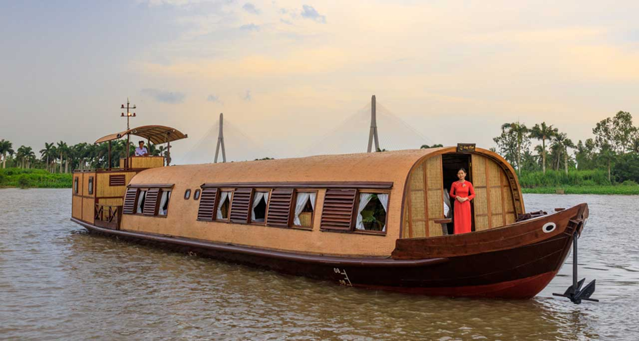 Top Luxury Mekong River Cruises