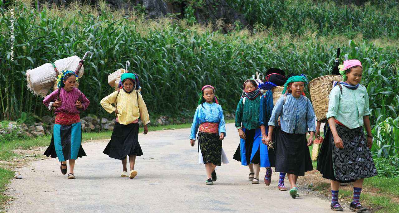 local life in Sapa