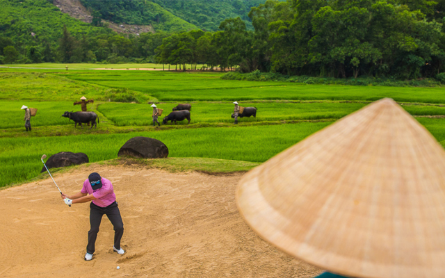13 Best golf courses in Vietnam