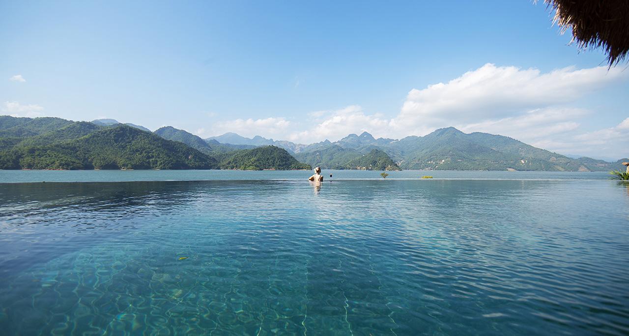 Top 5 Infinity Swimming Pools In North Vietnam