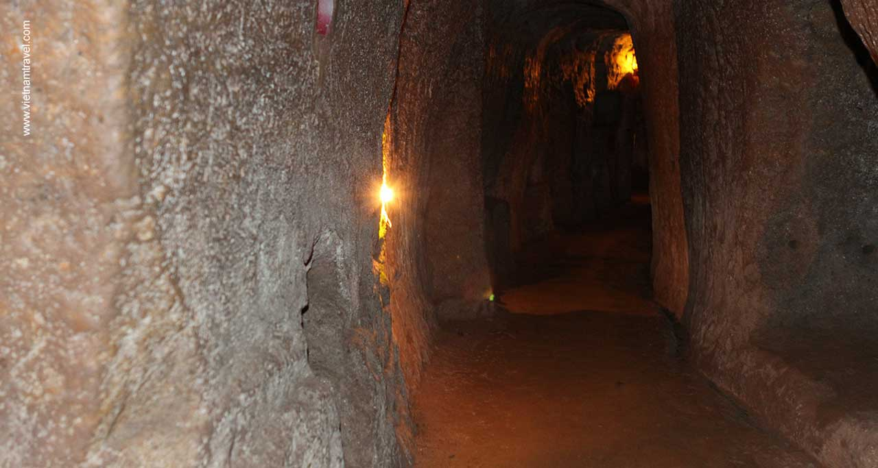Vinh Moc Tunnels – A Famous Historical Relic in Vietnam
